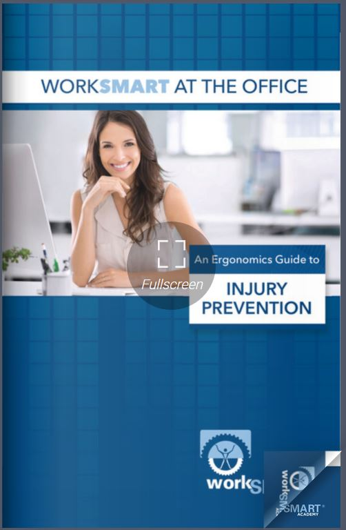 Office Handbook Injury Prevention